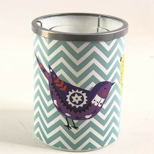 Scentsy Chevrons And Songbirds Warmer New in Box